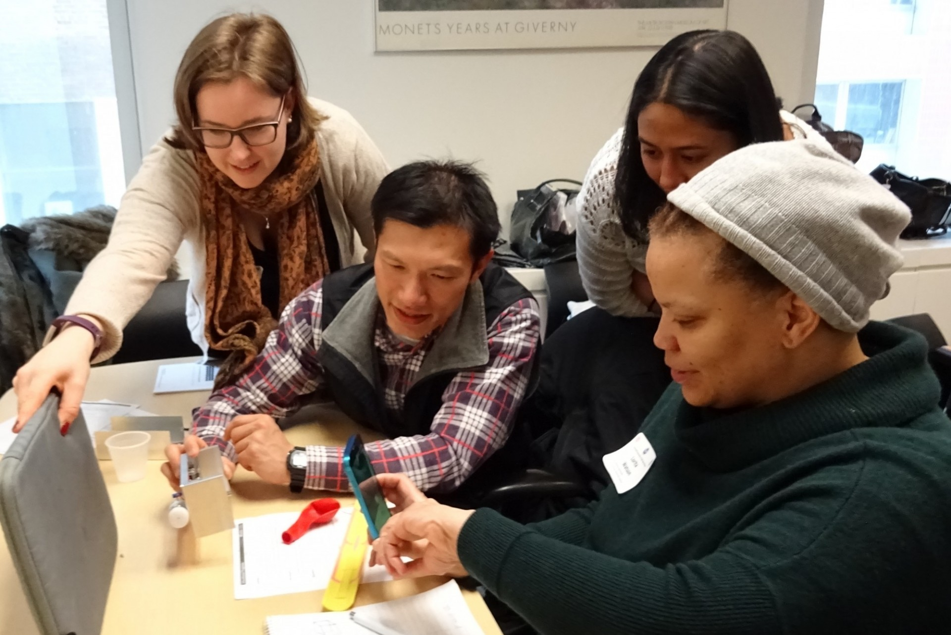 Columbia-Cornell STEM Teacher Workshop